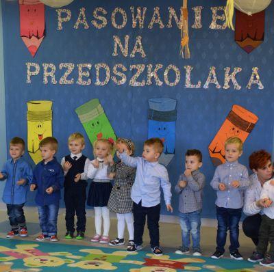 Zajączkowe Pasowanie Na Przedszkolaka